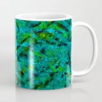 Vitrage (Turquoise) Mug