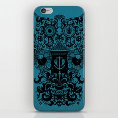 The Old Owl No.2 iPhone & iPod Skin