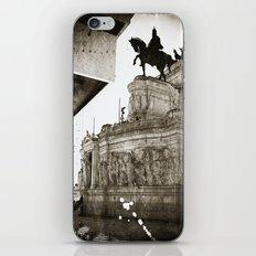 italy - rome - duotone_02 iPhone & iPod Skin