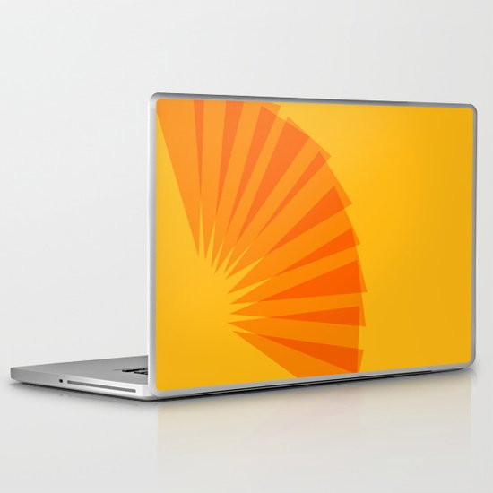 2013 Pigment to Pantone Calendar – JANUARY Laptop & iPad Skin