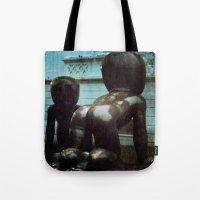 Alien Babies - Prague Tote Bag