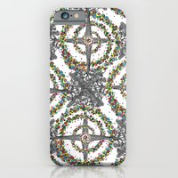 iPhone & iPod Case featuring Energy Expansion by guidtati