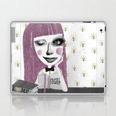 I think therefore I am... single Laptop & iPad Skin