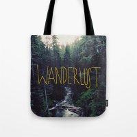 Wanderlust: Rainier Cree… Tote Bag