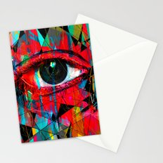 Useless Eyes Stationery Cards