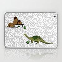 Dino Saurus Laptop & iPad Skin