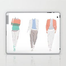 I fall for Paul & Joe 3 Laptop & iPad Skin