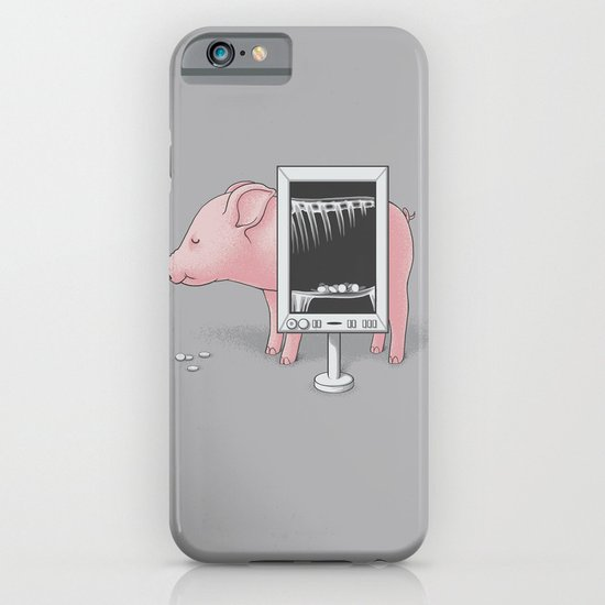 Saving money iPhone & iPod Case