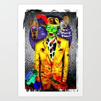 It's Party Time! Art Print