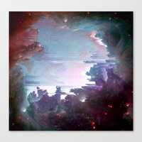 M42 Orion Nebula Canvas Print