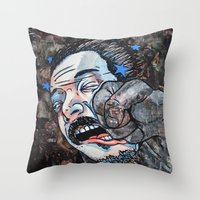 KO part 1 Throw Pillow