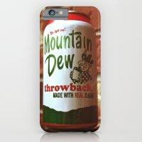 Throwback iPhone 6 Slim Case