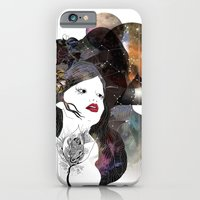 of Hearts and Constellations iPhone 6 Slim Case