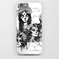 Dia de los Muertos iPhone 6 Slim Case