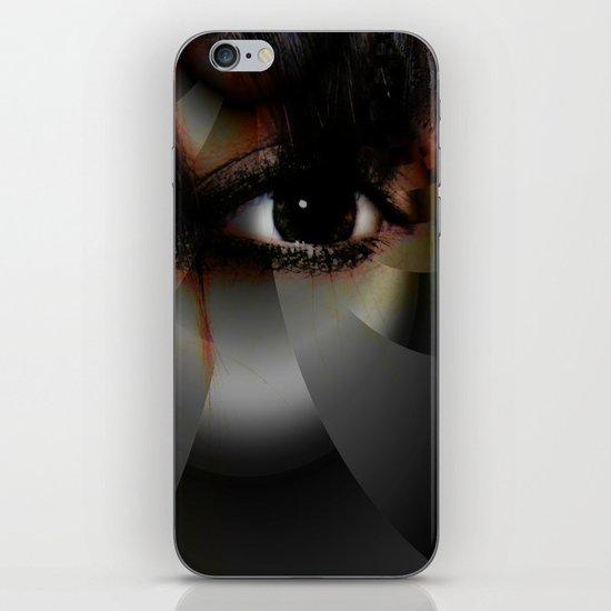 Window to the Soul iPhone & iPod Skin