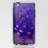 Muscari. iPhone & iPod Skin