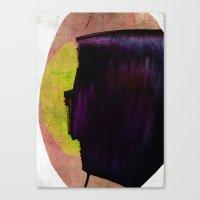 color studies 3 Canvas Print