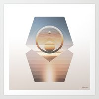 ∆ Occultation Art Print
