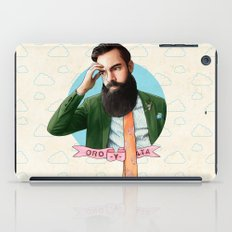 Mr. Montana iPad Case