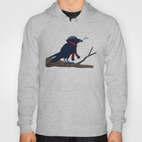 Annoyed IL Birds: The Crow Hoody