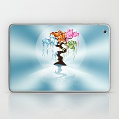 The Four Seasons Bubble Tree Laptop & iPad Skin