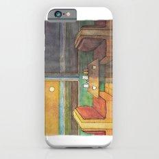 Diner Days, Diner Nights iPhone 6 Slim Case