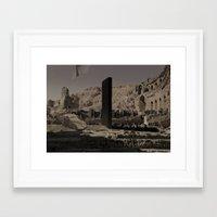 38' Framed Art Print