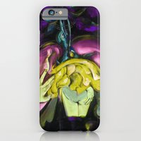 iPhone & iPod Case featuring Passion pink by Sarevski