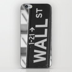 Here at the Wall iPhone & iPod Skin