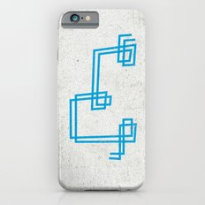 Letter E - Letter A Day Project iPhone 6 Slim Case
