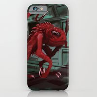 Space Monster iPhone 6 Slim Case