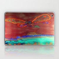 Bad Ash Mothra Funker Fu… Laptop & iPad Skin