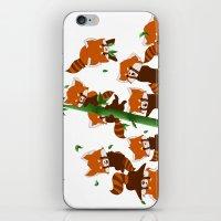 PandaMania iPhone & iPod Skin
