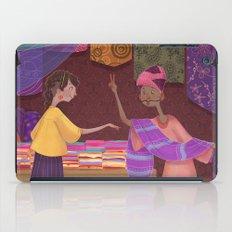 Silk Trade iPad Case