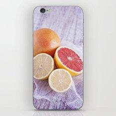 Cítricos II iPhone & iPod Skin