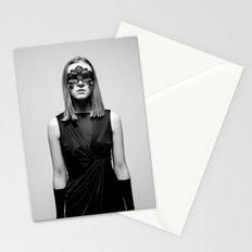Metamorphosing Monochromes Stationery Cards