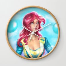 Pinkie pie Wall Clock