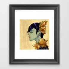 Citrine  Framed Art Print