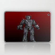 Cyberman... Laptop & iPad Skin