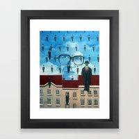 John Rawls Framed Art Print