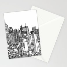 New York View 2 Stationery Cards