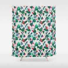 Cool summer Shower Curtain