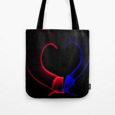 Heart of Light Tote Bag