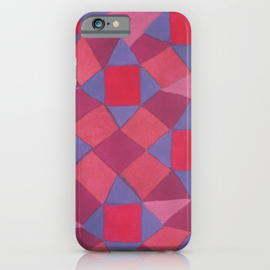 Quilt iPhone & iPod Case