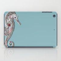 Seahorse #2 iPad Case