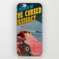 In Search Of The Cursed … iPhone & iPod Skin