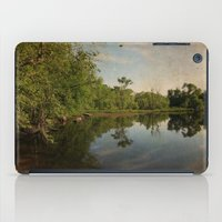 Concord River iPad Case