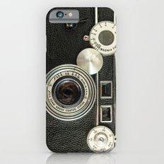Vintage Range finder camera. iPhone 6 Slim Case
