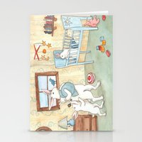 Nursery Stationery Cards