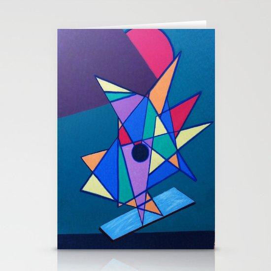 pattern art Stationery Card
